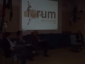In primo piano da sinistra verso destra: Giuseppe Augurusa, Rosella Ronchi, Gino Perferi