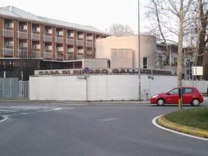 La residenza sanitaria assistita di Arese casa di riposo Gallazzi Vismara