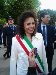 La commissaria prefettizia Anna Pavone  lo scorso mese durante l'inaugurazione del centro sportivo ristrutturato da Tea con gli oneri di urbanizzazione dell'adp ex Alfa Romeo