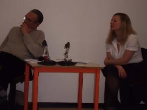 Nello Nelli e Sara Belluzzo, fra i fondatori del Comitato Difendiamo Arese