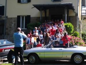 Magreglio - Centenario Alfa Romeo 1915-2015 - Casa Romeo