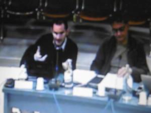 Edoardo Buroni e Umberto Piovesan (Pd)