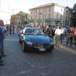 Le Alfa Romeo in piazza