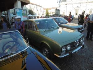 Primo Raduno Alfa Romeo Città di Saronno
