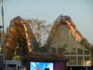 I padiglioni della Cina a Expo 2015